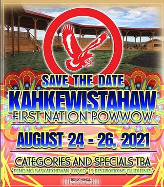 Kahkewistahaw Annual Powwow