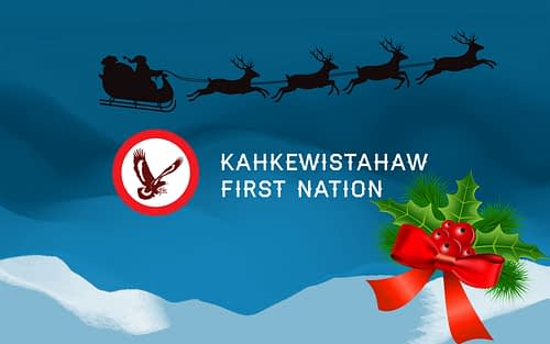 Kahkewistahaw Offices – Holiday Closures