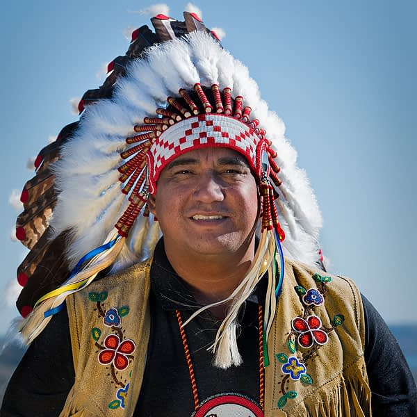 Chief Evan B. Taypotat