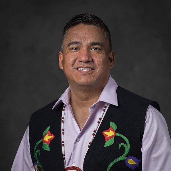 Chief Evan B.G. Taypotat