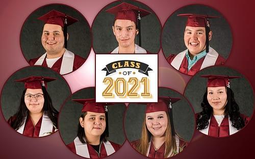 Congratulations to the 2021 CKCS Grads!