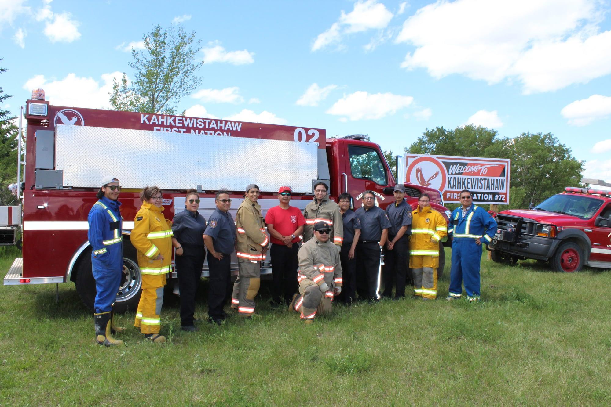KFN Fire Truck