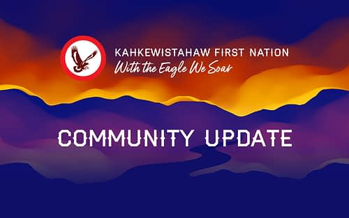 New Date: Annual Report Meeting for Kahkewistahaw Members