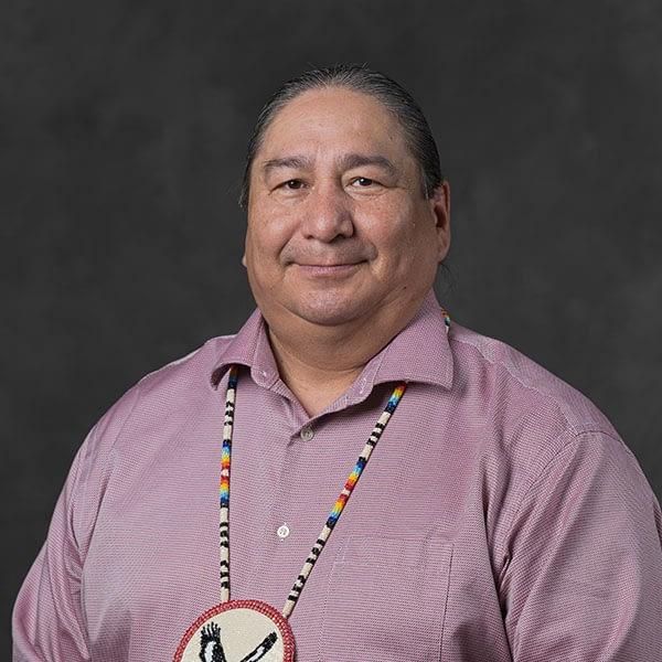 Councillor William C. Kaysaywaysemat