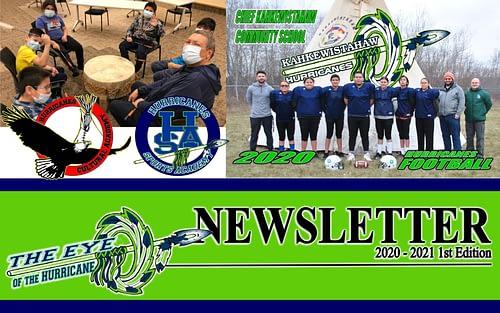 The Eye of the Hurricane – CKCS School Newsletter – 1st Edition